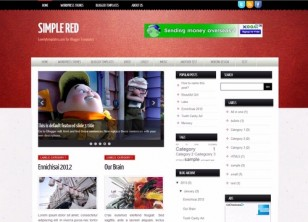 Affiliate Marketing Blogger templates | Lovely Templates